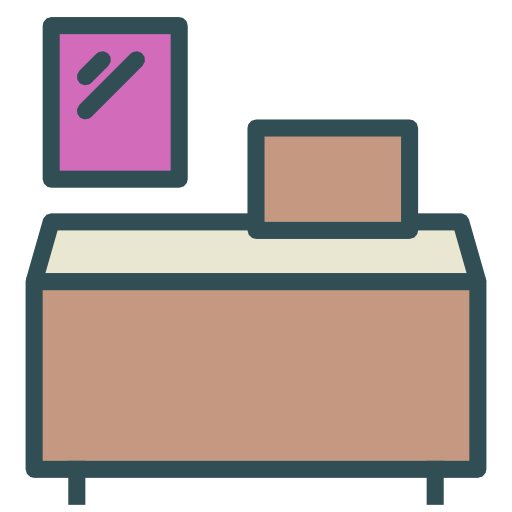 Desk Icon Free Of Swift Icons