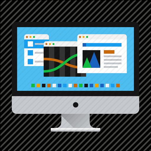 Apple, Computer, Desktop, Display, Mac, Osx, Screen Icon