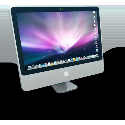 Monitor, Screen, Display, Mac, Computer Icon Apples Icon Sets