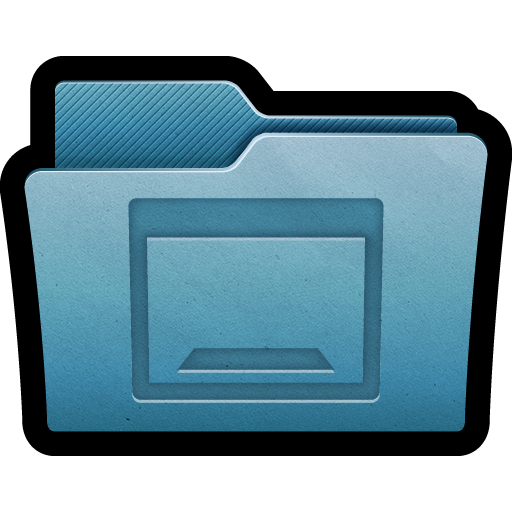 Computer, Desktop, Document, File, Folder, Mac Icon