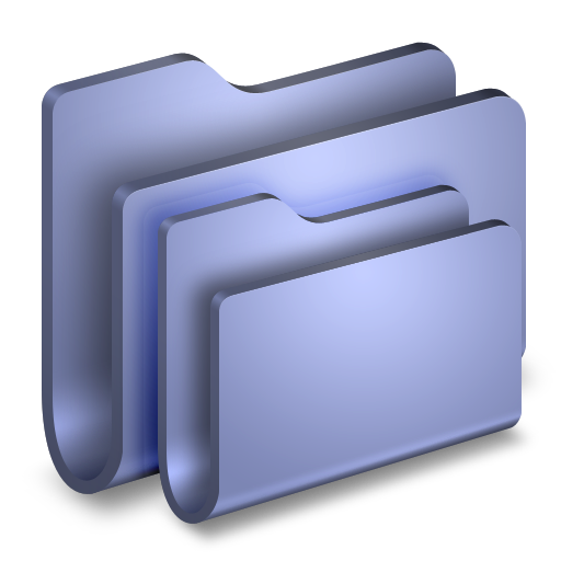 Folders, Folder Icon Free Of Alumin Folders Icons