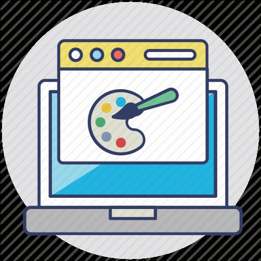 Computer Graphics, Graphic Designing, Photoshop Illustration, Web