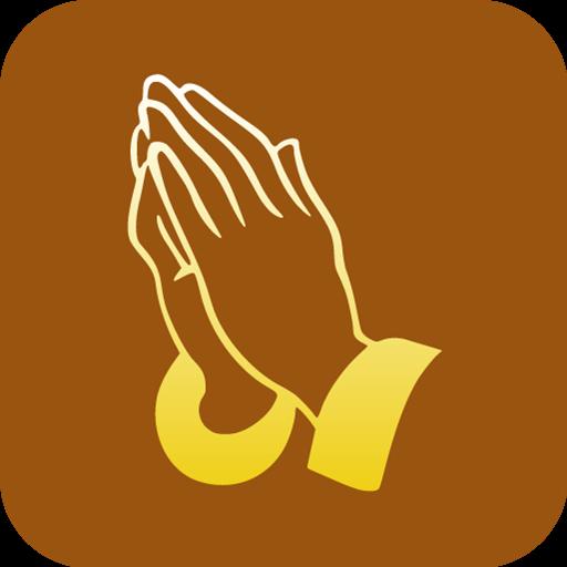 Christianity Praying Hand Symbol Icon Religious Symbol Iconset