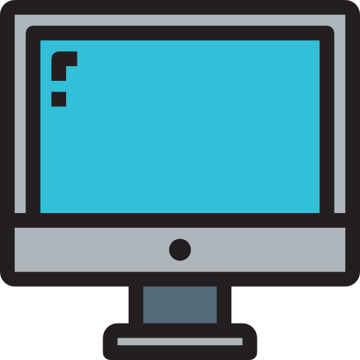 Monitor, Computer, Screen Icon