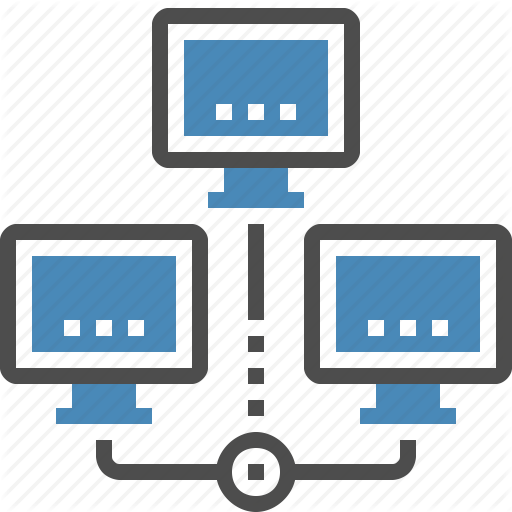 Communication, Computer, Connection, Internet, Lan, Link, Network Icon
