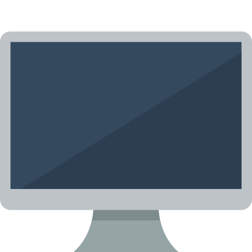 Device Computer Icon Small Flat Iconset Paomedia