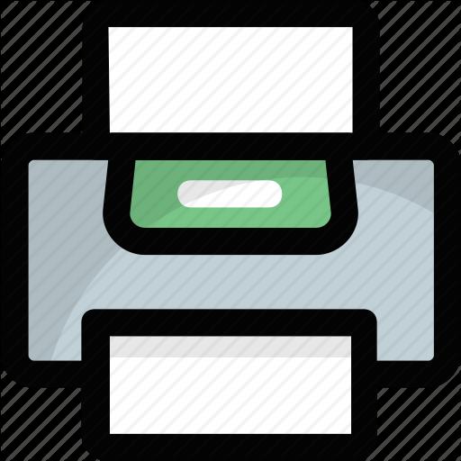 Computer Printer, Facsimile, Peripheral Device, Printer, Printing