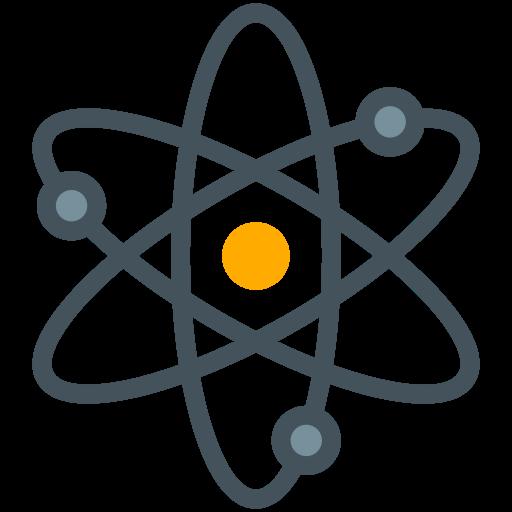 Atom, Sciencie, Scientific Icon Free Of Science Line Icons