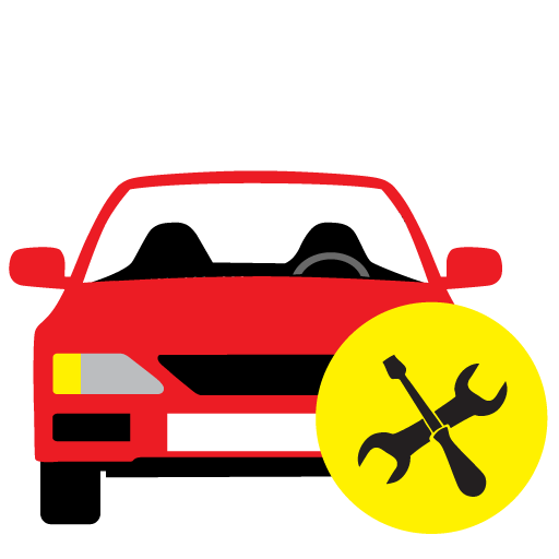 Car Repair Icon Service Categories Iconset Atyourservice