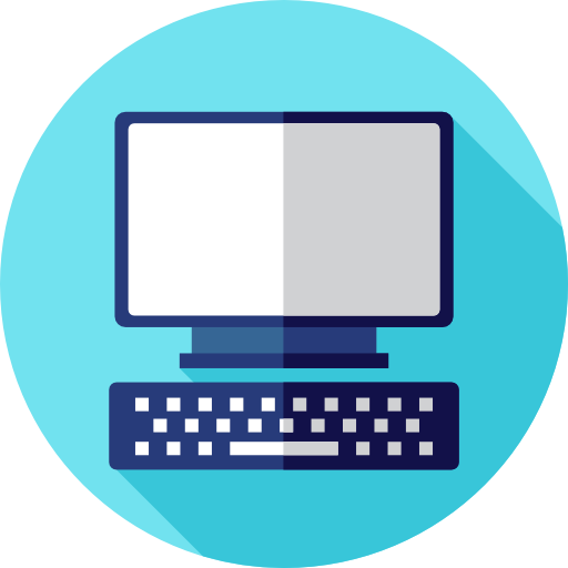 Computer Monitor Free Technology Icons