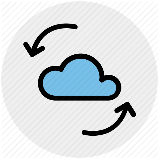 Cloud Computing, Cloud Computing Concept, Cloud Data Sync, Cloud