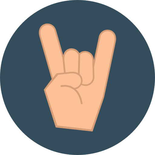 Festival, Hand, Hand Gesture, Heavy Metal, Rock And Roll, Gesture