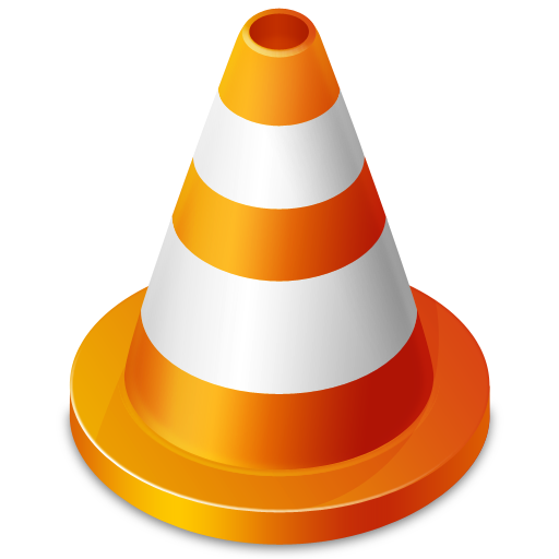 Cone Round Icon Vlc Loveable Cone Iconset Whyred