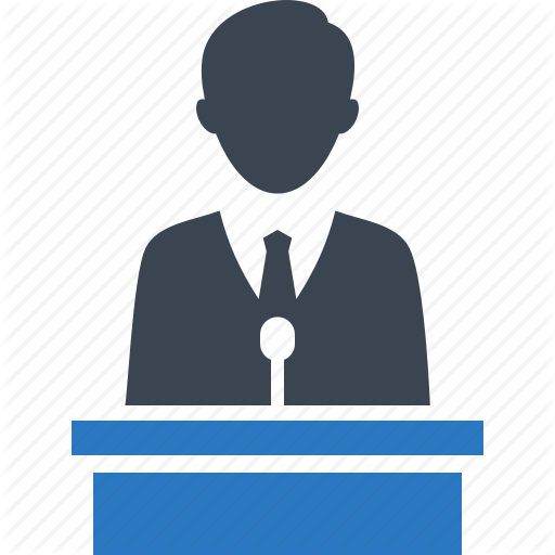 Business, Conference Room, Meeting Room, Presentation Icon