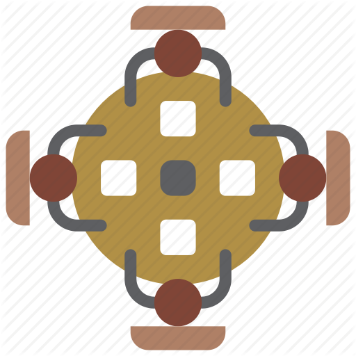 Business, Conference, Meeting, Table, Users Icon
