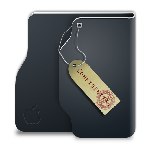 Black Terra Confidential Icon