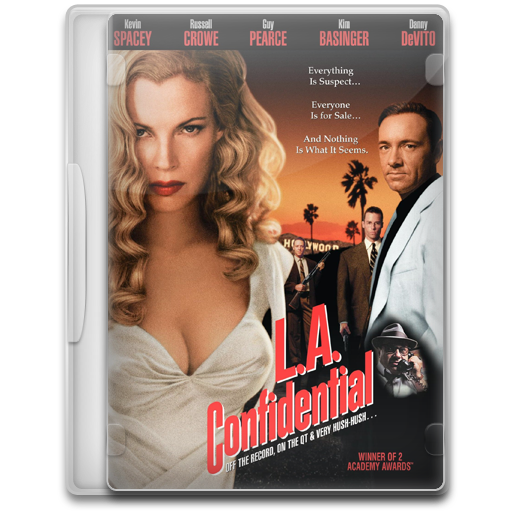 La Confidential Icon Movie Mega Pack Iconset