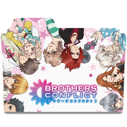 Brothers Conflict Icon