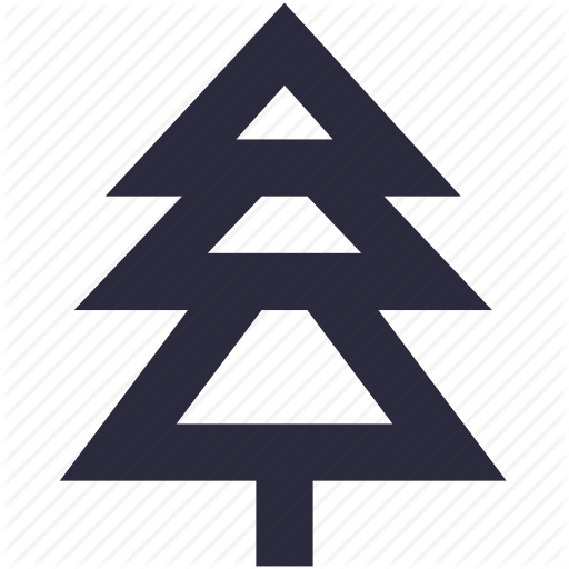 Conifer Tree, Fir Tree, Forest, Pine Tree, Tree Icon