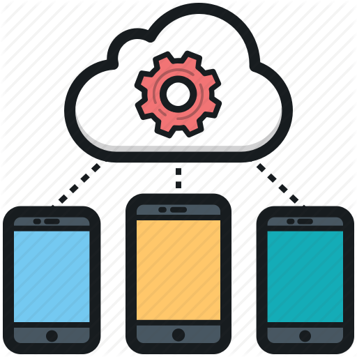 Cloud Connected Mobiles, Devices Connected, Mobile App Development