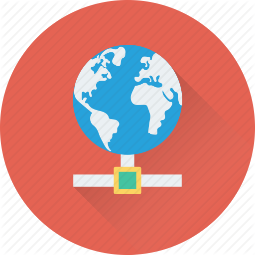 Global, Globe, Network, Share, Share Connection Icon