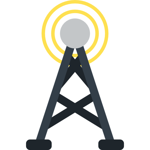 Wireless Connectivity Icon