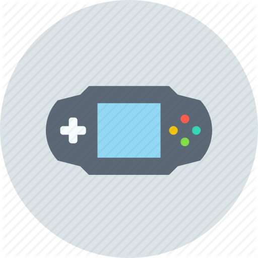 Console, Games, Psp Icon