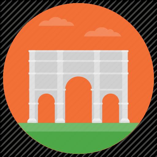 Arch Of Constantine, Landmark, Paris Arch, Triumphal Arch, World