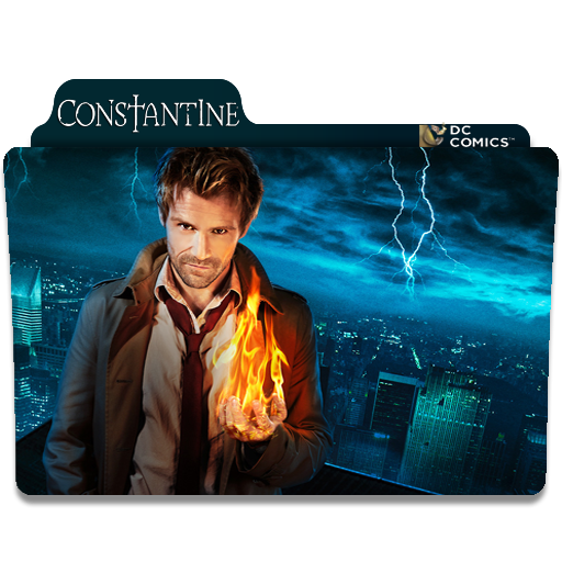 Constantine Folder Icon Version