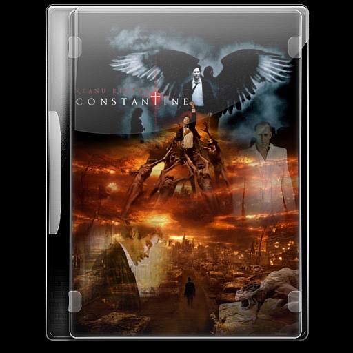 Constantine Icon English Movie Iconset Danzakuduro
