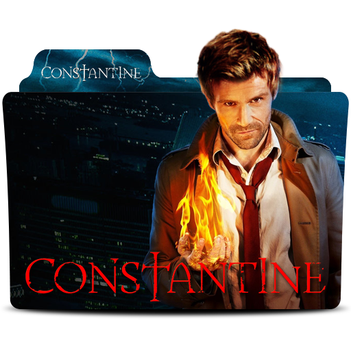Constantine Folder Icon