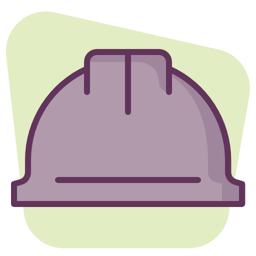 Construction, Protection, Helmet Icon Free Of Protection