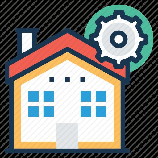 Building Construction, Construction Site, Construction Work, Home