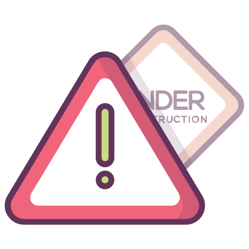 Protection, Warning, Under Construction Icon Free Of Protection