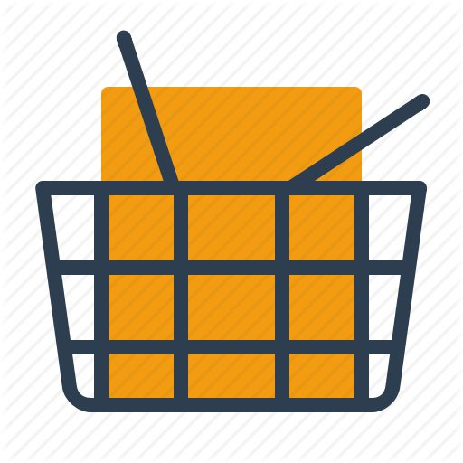 Basket, Consumer, Goods, Shop Icon
