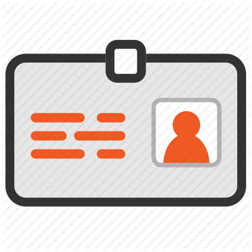 Card, Contact, Id, Identification Icon