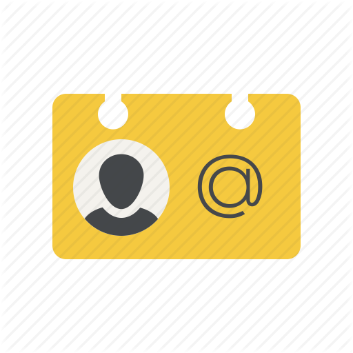 Id Card, Id, Member, Business Card, Person, Membership, Contact Icon
