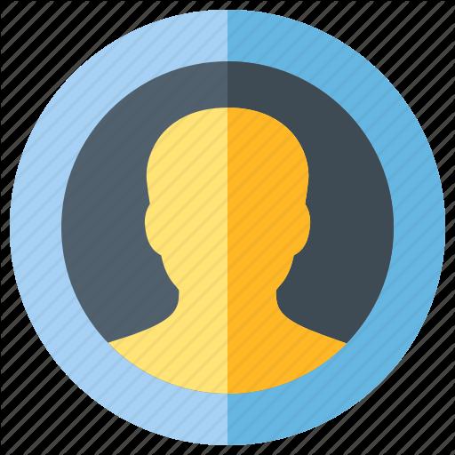 Android, App, Contact, Mobile, Picture, Portfolio, Profile Icon