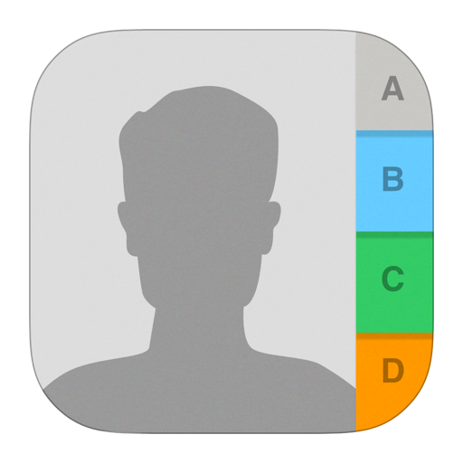 Contacts Icon Ios Png Image