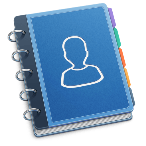 Contacts Journal Crm Macos Icon Gallery