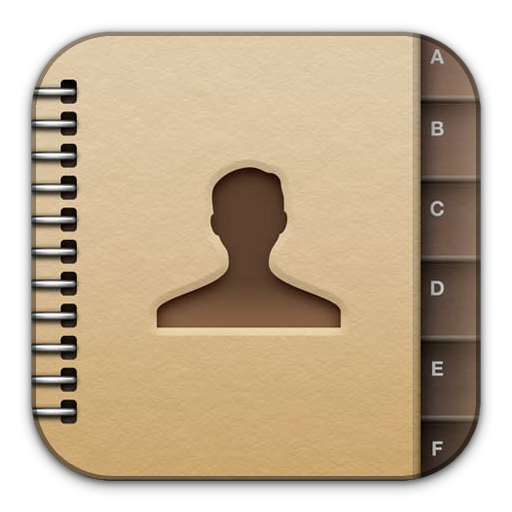 Contacts App Icon Images