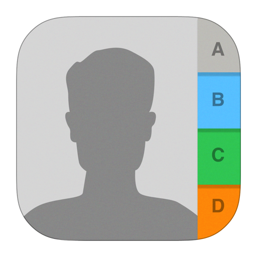 Contacts Icon Style Iconset Iynque