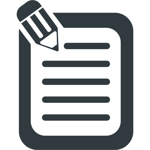 Note, Document, Blog, Article, Sheet, News, Content Icon