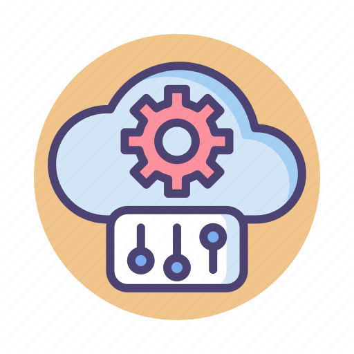 Cloud, Cloud Control Panel, Cloud Settings, Control, Panel Icon