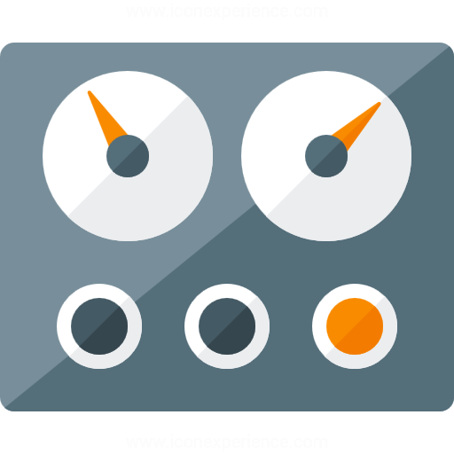 Iconexperience G Collection Control Panel Icon