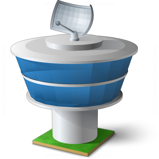 Iconexperience V Collection Control Tower Icon
