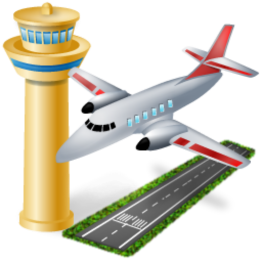 Airport, Tower, Control, Track Icon Free Of Gisgpsmap Icons