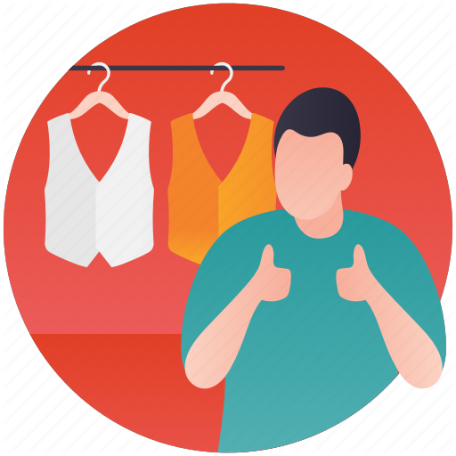 Apparel Shopping, Clothing Store, Fashion Showroom, Men Clothing
