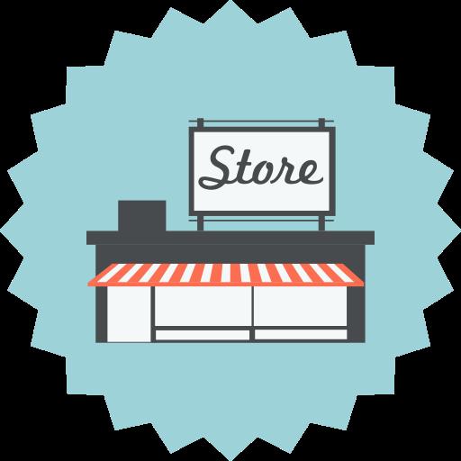 Store Png Vector Cartoon Store Convenience Store Cartoon Vector