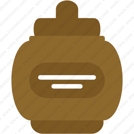Download Honey Can,food,honey,jar,kitchen,sweet Icon Inventicons